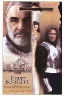 Lancelot, O Primeiro Cavaleiro  - Poster / Capa / Cartaz - Oficial 1