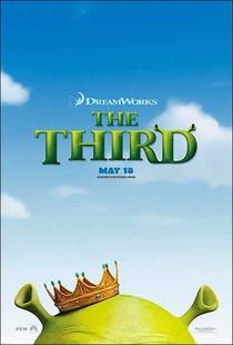 Shrek Terceiro - Poster / Capa / Cartaz - Oficial 2