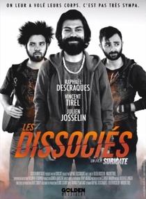 Les dissociés - Poster / Capa / Cartaz - Oficial 1