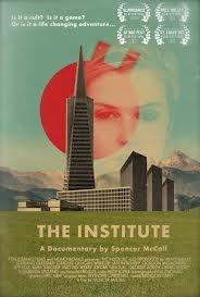 the institute  - Poster / Capa / Cartaz - Oficial 1