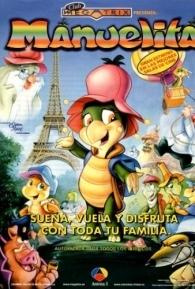 A Tartaruga Manuelita - Poster / Capa / Cartaz - Oficial 1