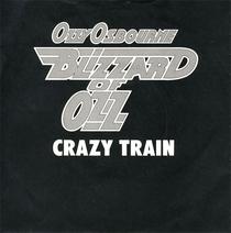 "Ozzy Osbourne - ""Crazy Train"" - Poster / Capa / Cartaz - Oficial 2"