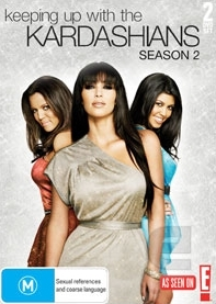 Keeping up with the Kardashians (2ª temporada) - Poster / Capa / Cartaz - Oficial 1