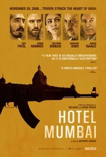 Atentado ao Hotel Taj Mahal - Poster / Capa / Cartaz - Oficial 1