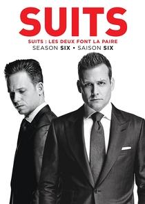 Suits (2ª Temporada) - Poster / Capa / Cartaz - Oficial 3