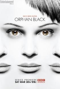 Orphan Black (1ª Temporada) - Poster / Capa / Cartaz - Oficial 2