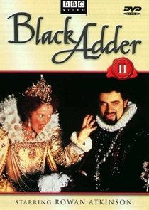 Black-Adder II - Poster / Capa / Cartaz - Oficial 3