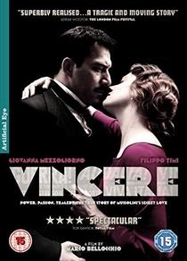 Vincere - Poster / Capa / Cartaz - Oficial 5