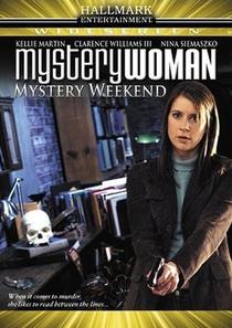 Uma Mulher Misteriosa: Best-Seller Assassino - Poster / Capa / Cartaz - Oficial 1