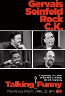 Talking Funny  - Poster / Capa / Cartaz - Oficial 1