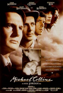 Michael Collins - O Preço da Liberdade - Poster / Capa / Cartaz - Oficial 3