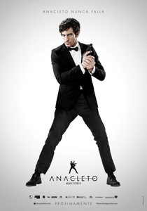 Anacleto: Agente secreto - Poster / Capa / Cartaz - Oficial 1
