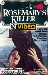 Quem Matou Rosemary? - Poster / Capa / Cartaz - Oficial 3