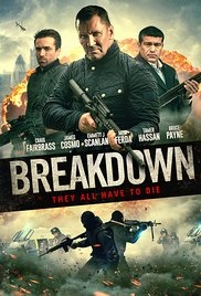 Breakdown - Poster / Capa / Cartaz - Oficial 1