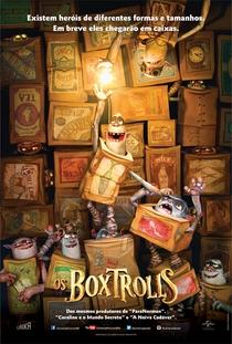 Os Boxtrolls - Poster / Capa / Cartaz - Oficial 1