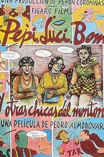 Pepi, Luci, Bom - Poster / Capa / Cartaz - Oficial 2