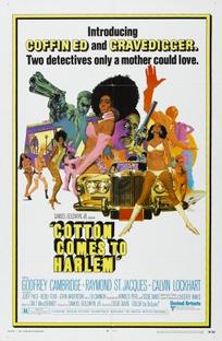 Rififi no Harlem - Poster / Capa / Cartaz - Oficial 1