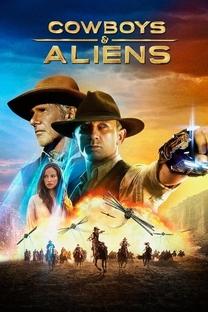 Cowboys & Aliens - Poster / Capa / Cartaz - Oficial 9