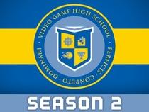 Video Game High School (2ª Temporada)  - Poster / Capa / Cartaz - Oficial 1