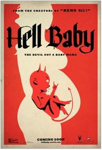 Meu Bebê é o Diabo - Poster / Capa / Cartaz - Oficial 2