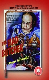 The Mad Butcher - Poster / Capa / Cartaz - Oficial 1