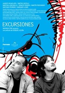 Excursiones - Poster / Capa / Cartaz - Oficial 2