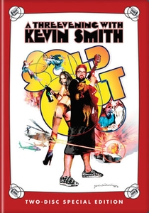 A Threevening with Kevin Smith - Poster / Capa / Cartaz - Oficial 1