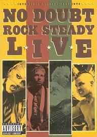 No Doubt - Rock Steady Live - Poster / Capa / Cartaz - Oficial 1