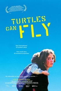 Tartarugas Podem Voar - Poster / Capa / Cartaz - Oficial 6