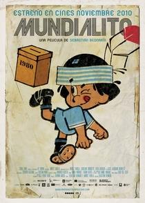 Mundialito - Poster / Capa / Cartaz - Oficial 1