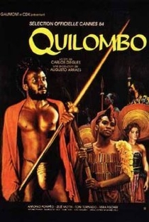 Quilombo - Poster / Capa / Cartaz - Oficial 1