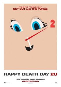 A Morte Te Dá Parabéns 2 - Poster / Capa / Cartaz - Oficial 2