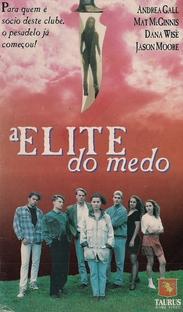 A Elite do Medo - Poster / Capa / Cartaz - Oficial 1