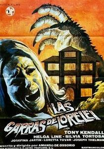 Las Garras de Lorelei - Poster / Capa / Cartaz - Oficial 1