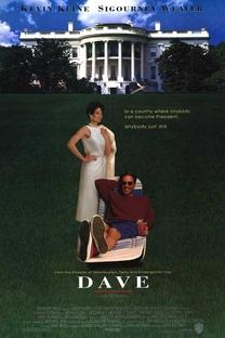 Dave - Presidente Por um Dia - Poster / Capa / Cartaz - Oficial 2
