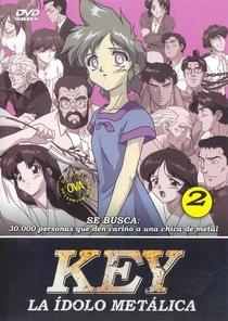 Key: The Metal Idol - Poster / Capa / Cartaz - Oficial 8