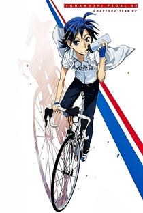 Yowamushi Pedal (1ª Temporada) - Poster / Capa / Cartaz - Oficial 6