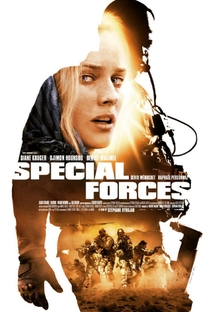 Forças Especiais - Poster / Capa / Cartaz - Oficial 1