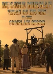 Eugene Mirman: Vegan on His Way to the Complain Store - Poster / Capa / Cartaz - Oficial 1