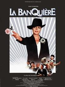 A Banqueira - Poster / Capa / Cartaz - Oficial 1