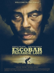 Escobar: Paraíso Perdido - Poster / Capa / Cartaz - Oficial 1