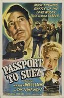 Passaporte para Suez (Passport to Suez)