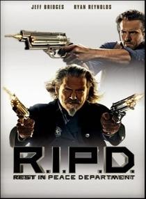 R.I.P.D. - Agentes do Além - Poster / Capa / Cartaz - Oficial 5