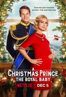 O Príncipe do Natal: O Bebê Real - Poster / Capa / Cartaz - Oficial 1