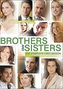 Brothers & Sisters (1ª Temporada) - Poster / Capa / Cartaz - Oficial 1