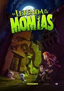 La Leyenda de las Momias de Guanajuato - Poster / Capa / Cartaz - Oficial 1