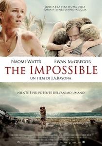 O Impossível - Poster / Capa / Cartaz - Oficial 10