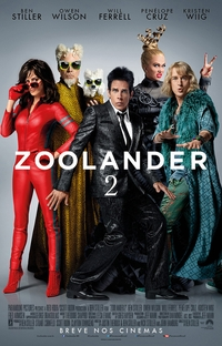 Zoolander 2 - Poster / Capa / Cartaz - Oficial 3