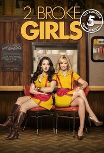 Duas Garotas em Apuros (5ª Temporada) - Poster / Capa / Cartaz - Oficial 1