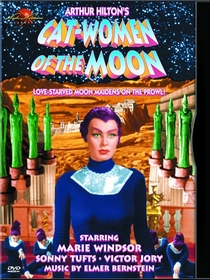 Cat-Women of the Moon - Poster / Capa / Cartaz - Oficial 1
